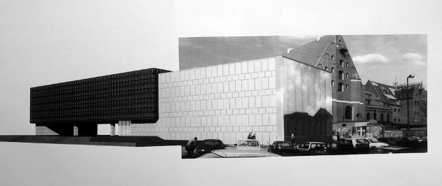 Vai Rātslaukuma skats – tumšai kastei pievienojot gaišu kasti tiks uzlabots? Vai tad šis veidojums jau būs atbilstošs Okupācijas muzeja tēlam un saturam?