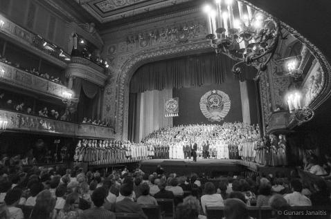 Koncerts Operā